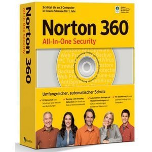 Symantec: Norton 360 1.0 (English) (PC) (11057309)
