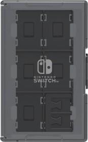 Hori Game card case black (switch)