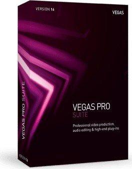 Magix Vegas Pro 16 Suite, ESD (deutsch) (PC)