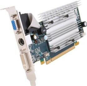 Sapphire Radeon HD 3450 HyperMemory, 256MB DDR2, VGA, DVI, S-Video, bulk/lite retail (11125-05-10/-20)