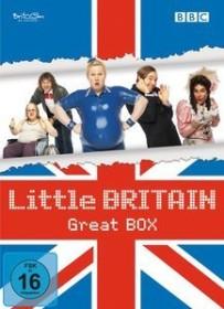 Little Britain Box (Season 1-3)