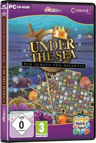Under the Sea: Der Schatz von Atlantis (deutsch) (PC) -- via Amazon Partnerprogramm