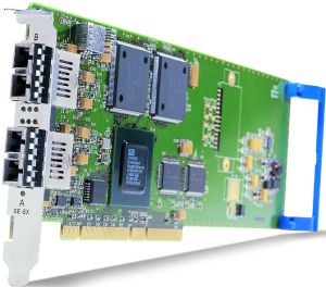 Allied Telesis AT-2970SX/2SC, 2x 1000Base-SX, 64bit PCI