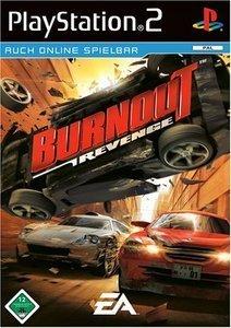 Burnout 4 - Revenge (deutsch) (PS2)