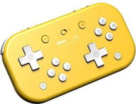 8BitDo Lite Gamepad gelb (PC/Switch)