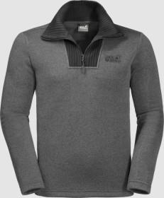Jack Wolfskin Scandic Shirt langarm tarmac grey (Herren) (1706961-6011)