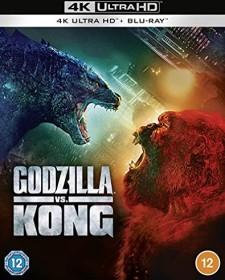 Godzilla vs. Kong (4K Ultra HD)