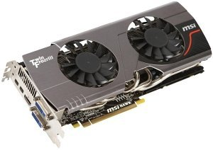 MSI R6870 Hawk, Radeon HD 6870, 1GB GDDR5, 2x DVI, HDMI, 2x mini DisplayPort (V251-002R)