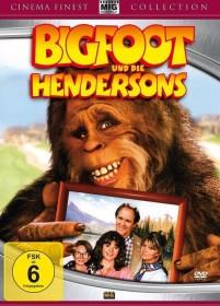 Bigfoot und die Hendersons (DVD)