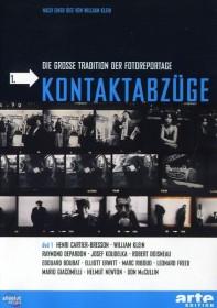 Kontaktabzüge Vol. 1: Die große Tradition der Fotoreportage (DVD)