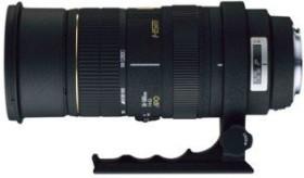 Sigma AF 50-500mm 4.0-6.3 EX DG APO HSM RF für Canon EF schwarz (736927)