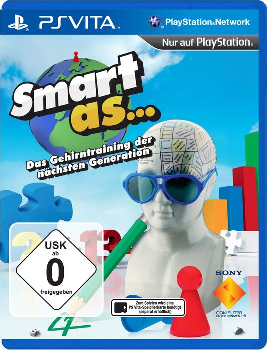 Smart As ... (English) (PSVita)
