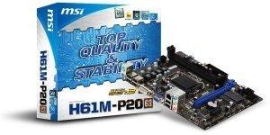 MSI H61M-P20 (7788-010R)