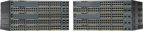 Cisco Catalyst 2960-XR IP Lite Rackmount Gigabit Managed Stack Switch, 24x RJ-45, 4x SFP (WS-C2960XR-24TS-I)