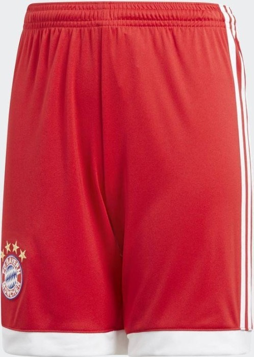 adidas fc bayern m nchen replica hose kurz rot wei. Black Bedroom Furniture Sets. Home Design Ideas