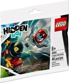 LEGO Hidden Side - El Fuego's Stunt Cannon (30464)