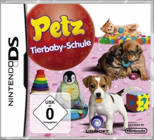 Petz: Meine Tierbabys (deutsch) (DS) -- via Amazon Partnerprogramm