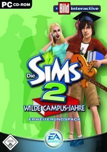 Die Sims 2 - Wilde Campus-Jahre (Add-on) (deutsch) (PC)