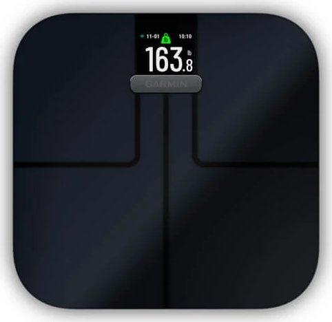 Bild von Garmin Index S2 Smart Elektronische Körperanalysewaage schwarz (010-02294-12)