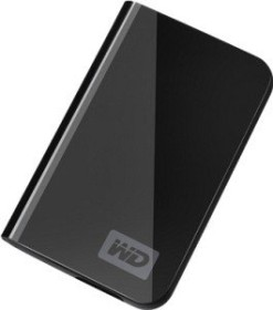 Western Digital WD My Passport Essential schwarz 320GB, USB 2.0 (WDME3200TE)