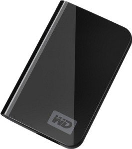 Western Digital My Passport Essential black 320GB, USB 2.0 (WDME3200TE)