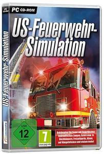 US-Feuerwehr-Simulator (deutsch) (PC)