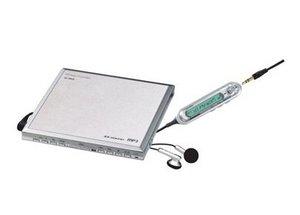 Panasonic SL-J905 srebrny