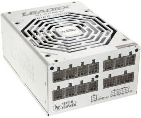 Super Flower Leadex Platinum weiß 1000W ATX 2.3 (SF-1000F14MP white)