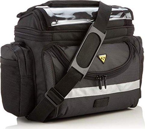Topeak Tour Guide HandleBar Bag DX handlebar bag -- via Amazon Partnerprogramm