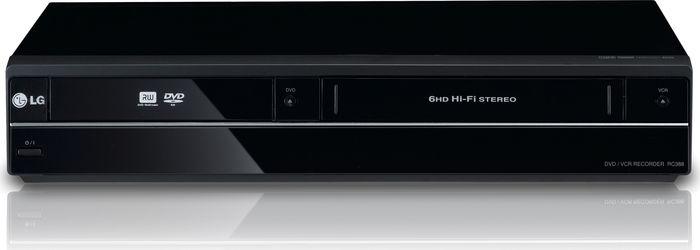 LG Electronics RCT689H black