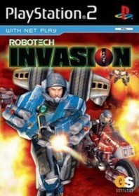 Robotech Invasion (PS2)