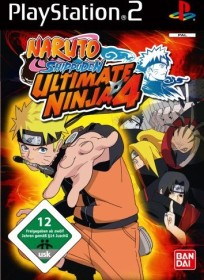 Naruto - Ultimate Ninja 4 (PS2)