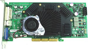 AOpen Aeolus FX5900-DV128, GeForceFX 5900, 128MB DDR, DVI, TV-out, AGP (91.05210.350)