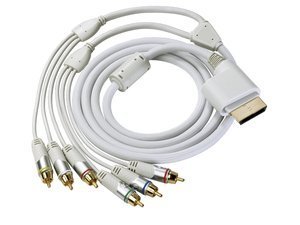 Snakebyte Premium component video cable (Xbox 360)