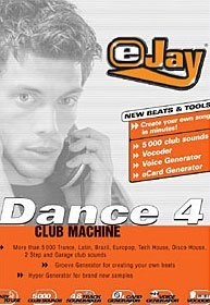 eJay Dance 4 - Club Machine (PC)
