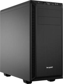 be quiet! Pure Base 600 schwarz, schallgedämmt (BG021)