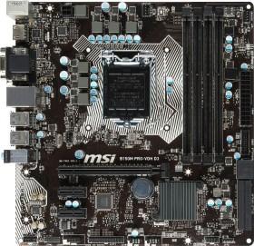 MSI B150M Pro-VDH D3 (7982-015R)