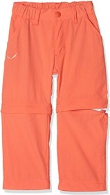 Salewa Fanes 2 Zip-Off Hose lang hot coral (Junior) (26503-1840)