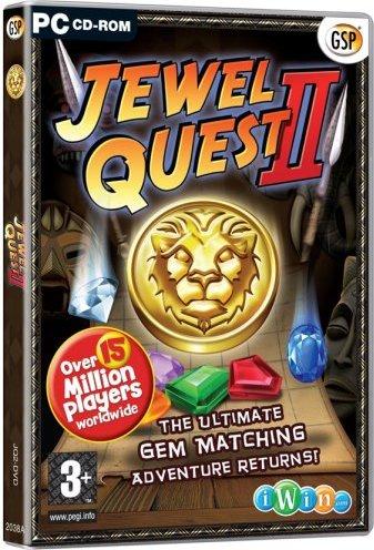Jewel Quest 2 (deutsch) (PC) -- via Amazon Partnerprogramm