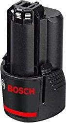 Bosch Professional Werkzeug-Akku 10.8/12V, 3.0Ah, Li-Ionen (1600A00X79)