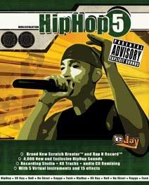 eJay Hip Hop 5 (PC)