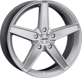 Autec Typ D Delano 8.5x20 5/112 ET42 silber