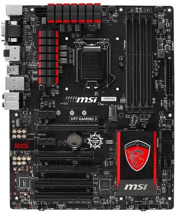 MSI H97 Gaming 3 (7918-002R)