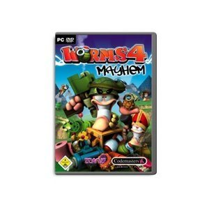 Worms 4: Mayhem (deutsch) (PC)