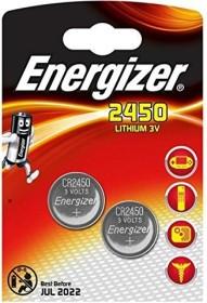 Energizer CR2450, 2er-Pack