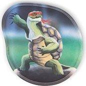 Ergobag Kontur-Klettie Ninja Schildkröte (KLE-CUS-002-051)