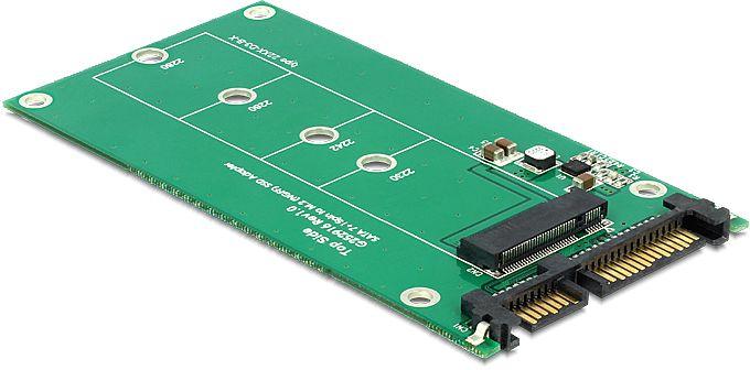 DeLOCK Converter SATA 22 Pin > M.2 NGFF (62551)