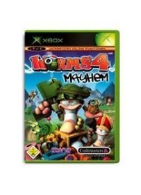 Worms 4: Mayhem (Xbox)