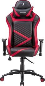 Tesoro Zone Speed F700 Bürostuhl, schwarz/rot (TS-F700RD)