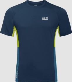 Jack Wolfskin Narrows Shirt kurzarm dark indigo (Herren) (1807351-1024)